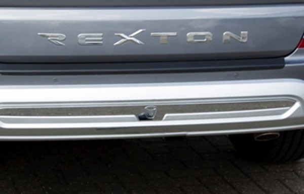 Rexton W Rear Skid