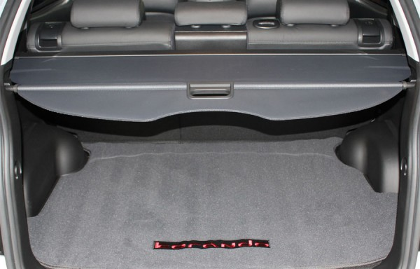Korando LUGGAGE BLIND