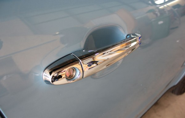 Korando MOULD DOOR HANDLES