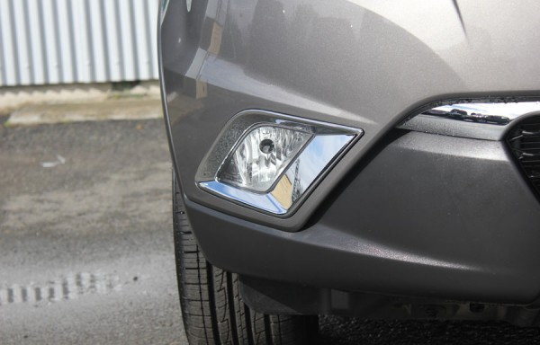 Korando MOULD FRONT FOG LAMP