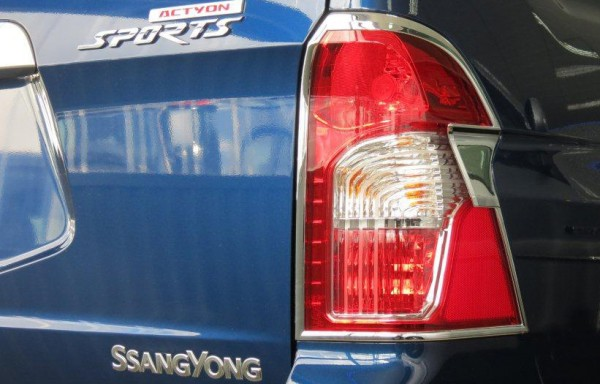 Actyon Sports Rear Lamp