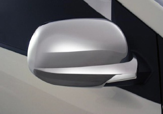 Actyon Sports Side Mirror Moulding