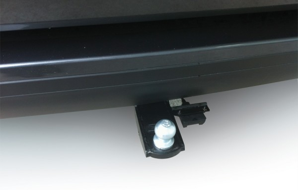 Actyon Sports Tow Bar