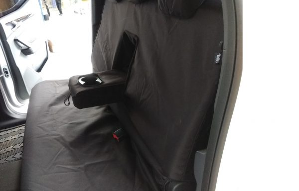 LDV T60 Rear Tolley Covers
